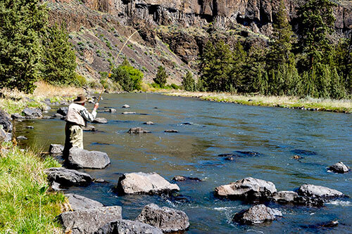 Fly fishing 500px central or land for sale prineville for Prineville reservoir fishing