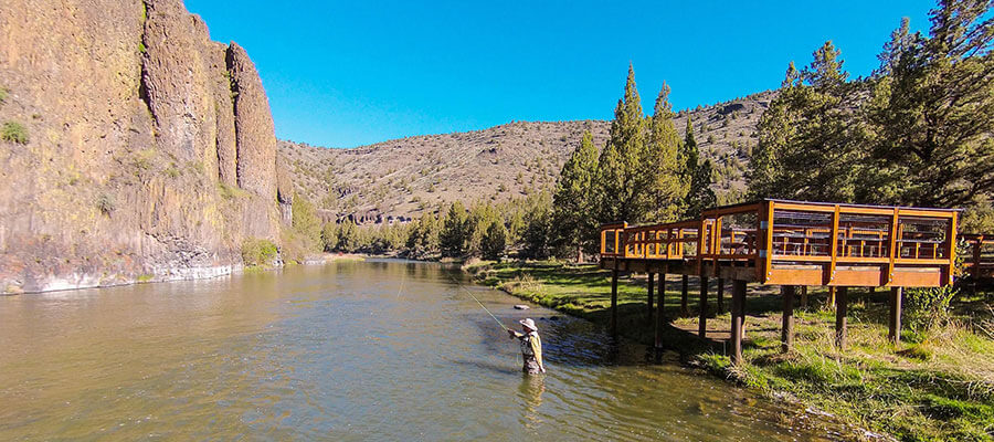 Camping archives central or land for sale prineville for Prineville reservoir fishing