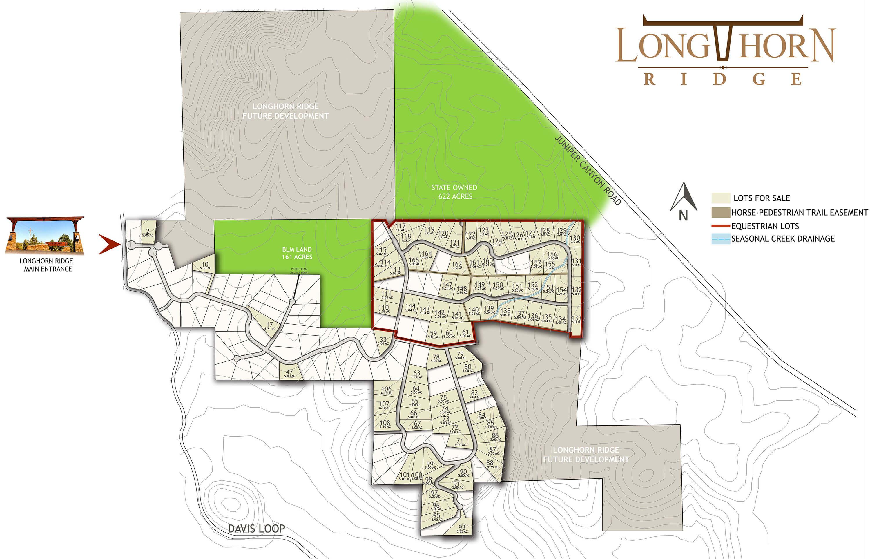 Longhorn Ridge Prineville Oregon Real Estate