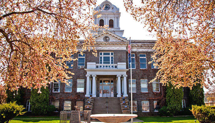 Prineville City Courthouse