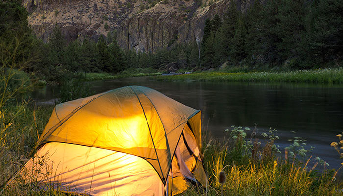 Prineville Oregon Camping