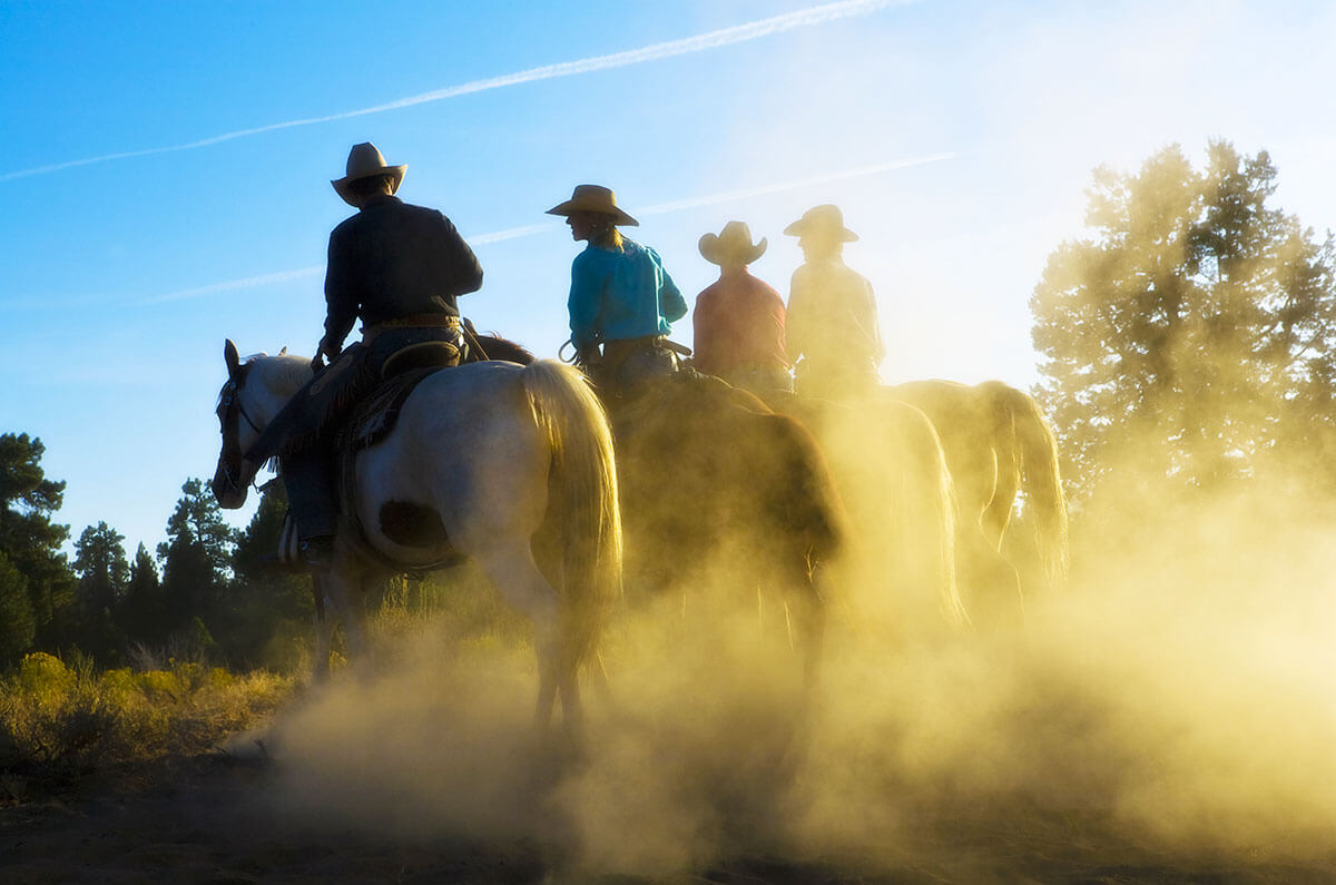 Horseback Riding Prineville Oregon