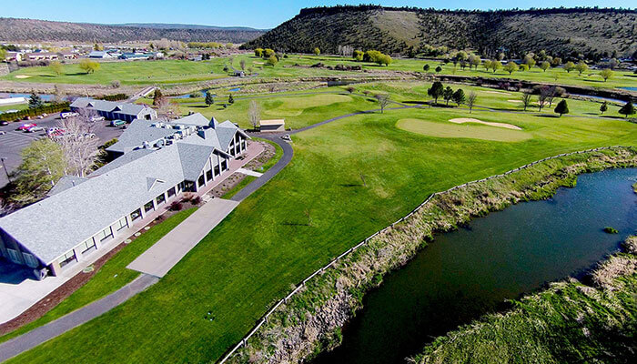 Meadow Lakes Golf Course, Longhorn Ridge Prineville